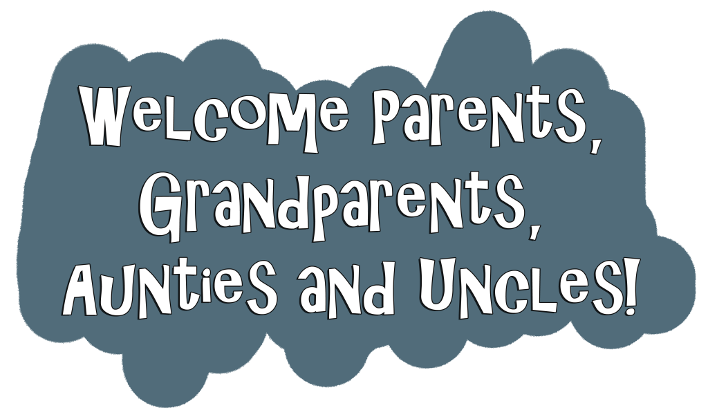 Text for Welcome parents AR darker