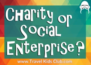 Charity or social enterprise