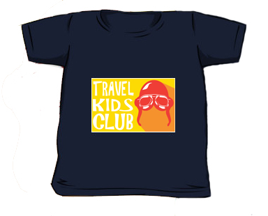 Kids T-Shirt Travel Kids Club