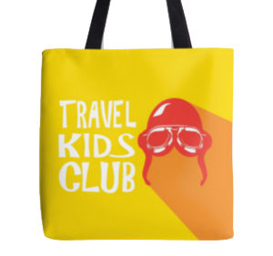 Travel Kids Club Tote
