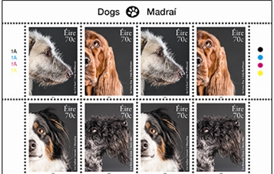 Real Stamps in Ireland